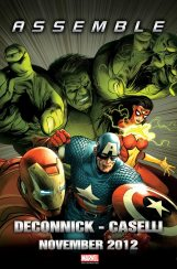 Newsarama.com : Marvel Names New ASSEMBLE Team; Adds Curious Cast Member