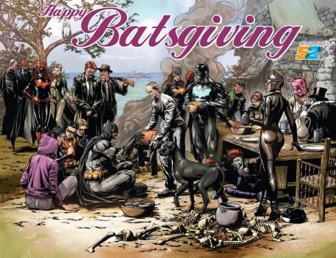 Batsgiving